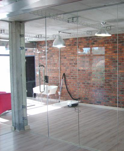 Creative Glass Concepts Glass Partitions